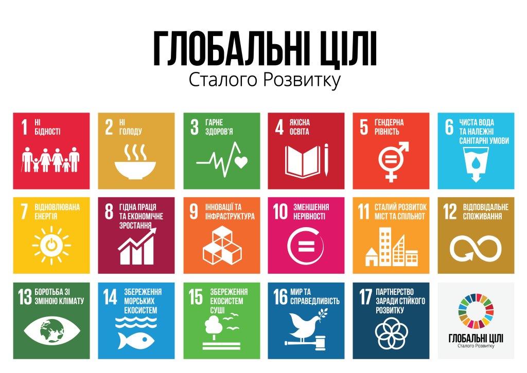 Аналіз державних стратегічних документів щодо врахування адаптованих для України Цілей Сталого Розвитку до 2030 року