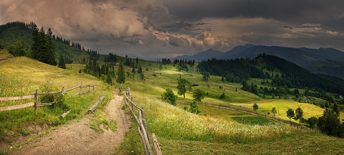 Екологічні граблі України