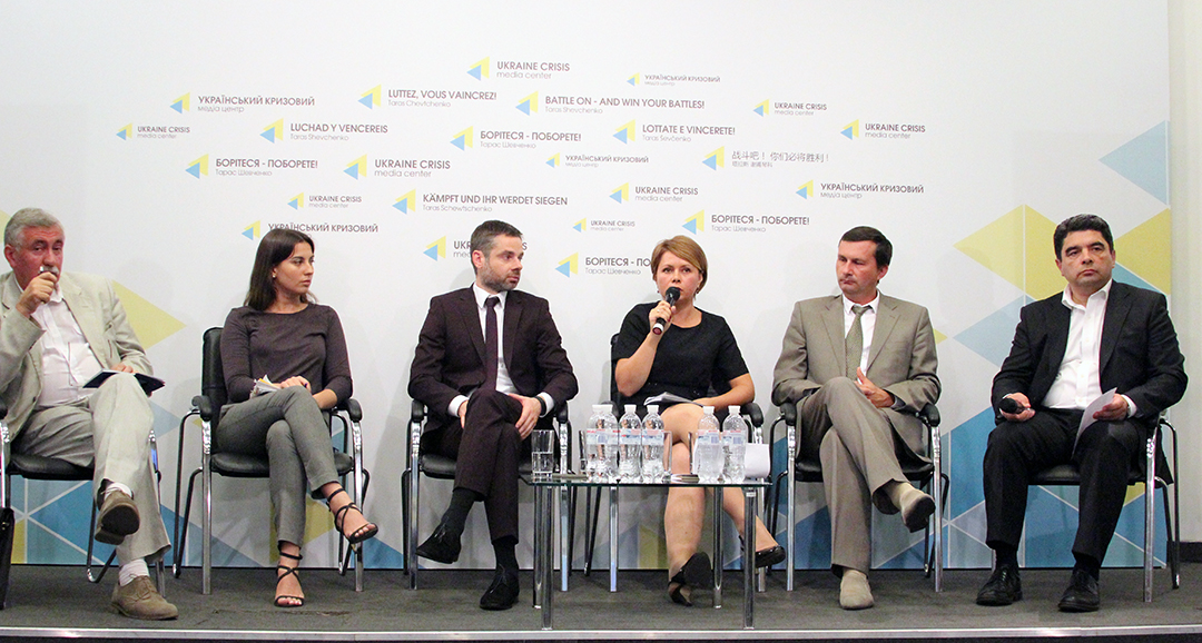 Eкспертний круглий стіл: Майбутнє економіки України в контексті викликів для ЄС